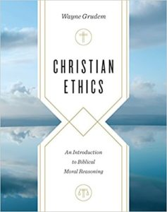 Christian Ethics cover